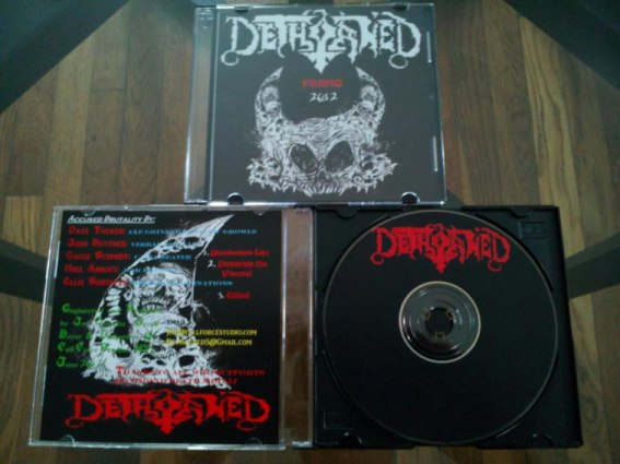 Dethorned - Promo 2012