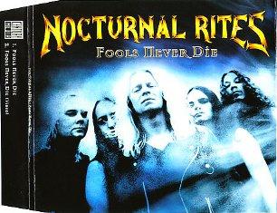 Nocturnal Rites - Fools Never Die