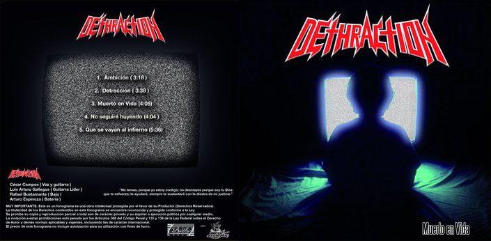 Dethraction - Muerto en Vida