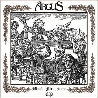 Argus - Blood, Fire, Beer