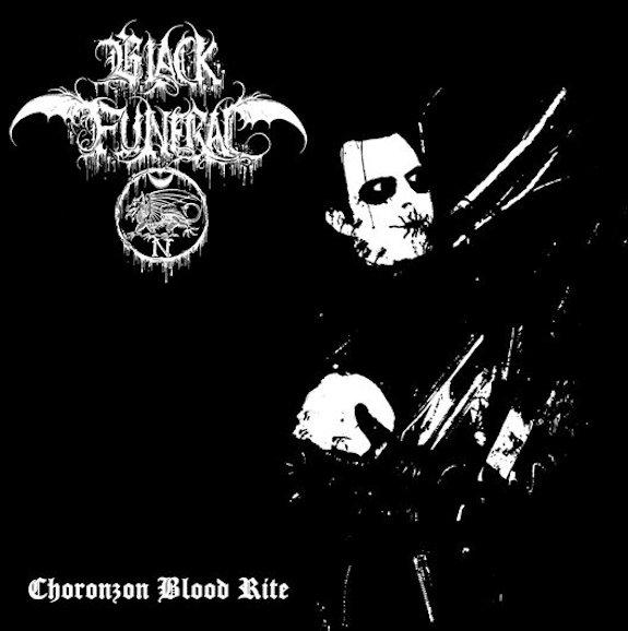 Black Funeral - Choronzon Blood Rite