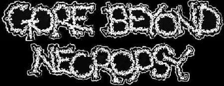 Gore Beyond Necropsy - Logo