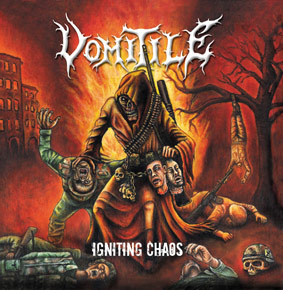 Vomitile - Igniting Chaos