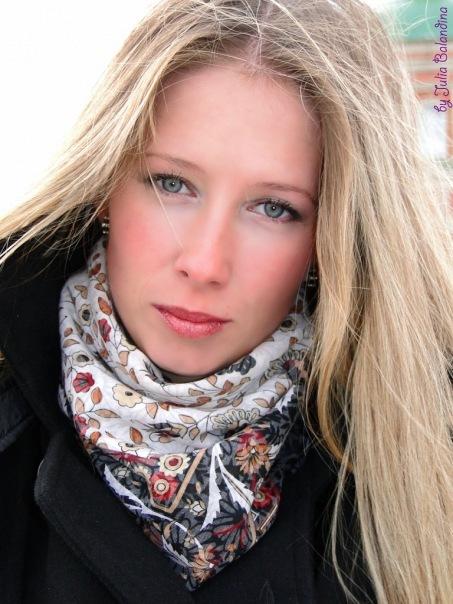 Olga Pahomova