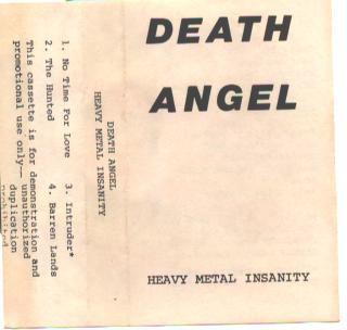Death Angel - Heavy Metal Insanity