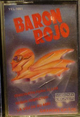 Barón Rojo - Grandes éxitos