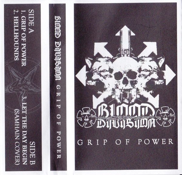 Blood Division - Grip of Power