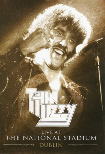 Thin Lizzy - Live at the National Stadium - Dublin
