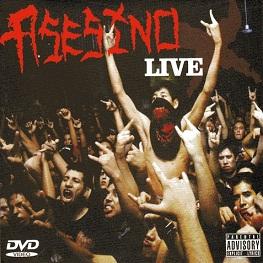 Asesino - Live