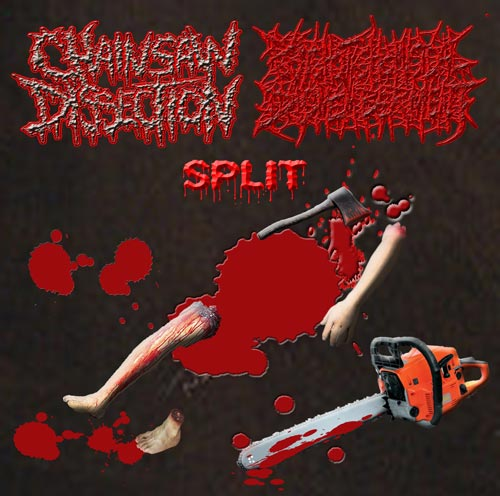 Chainsaw Dissection / Psychotic Homicidal Dismemberment - Chainsaw Dissection / PHD