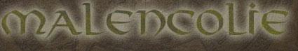 Malencolie - Logo
