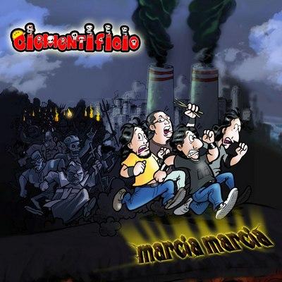 Ciementificio - Marcia marcia