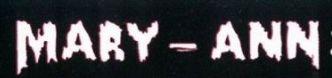 Mary-Ann - Logo