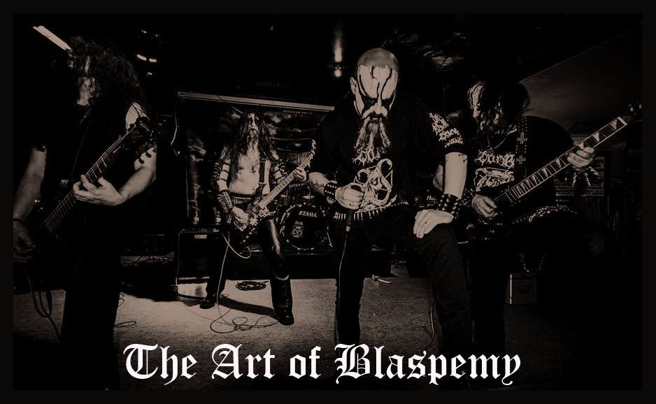 The Art of Blasphemy - Photo