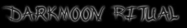 Darkmoon Ritual - Logo