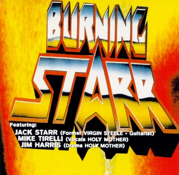 Jack Starr's Burning Starr - Burning Starr