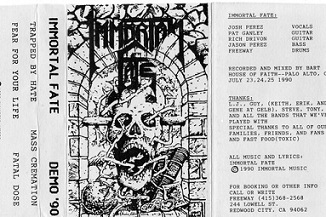 Immortal Fate - Demo '90