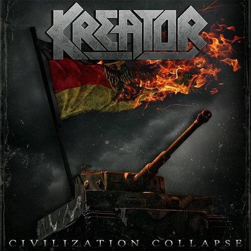 Kreator - Civilization Collapse