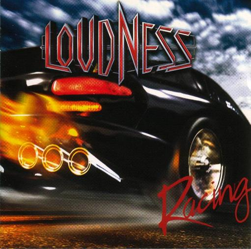 Loudness - Racing -English Version-