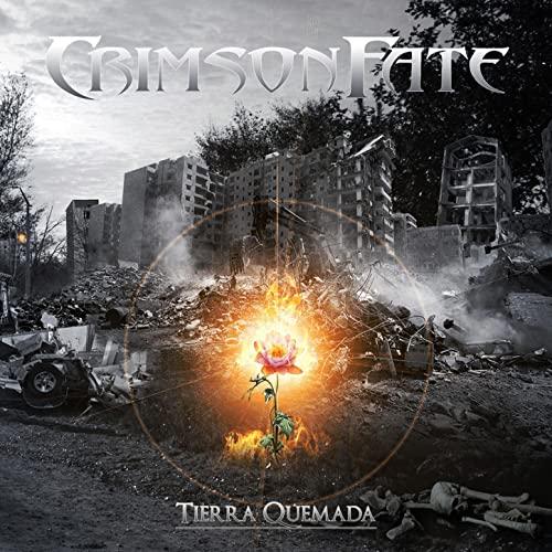 Crimson Fate - Tierra quemada