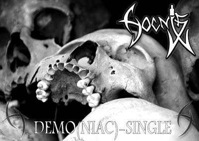 Hocnis - Demo(niac) - Single