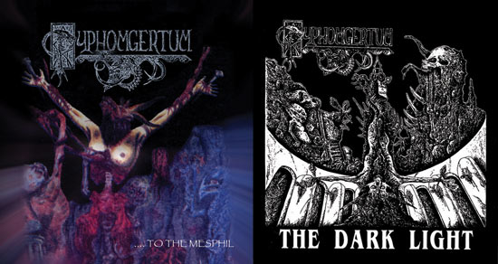 Pyphomgertum - ....to the Mesphil / The Dark Light