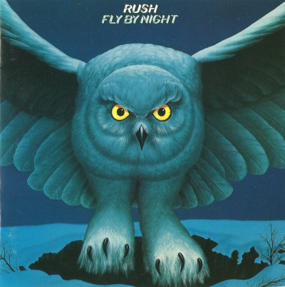 Rush - Fly by Night