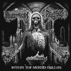 Revolting / Revel in Flesh - Within the Morbid Ossuary