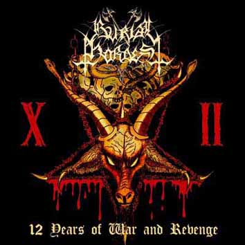 Burial Hordes - 12 Years of War and Revenge