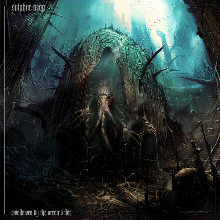 Sulphur Aeon - Swallowed by the Ocean's Tide