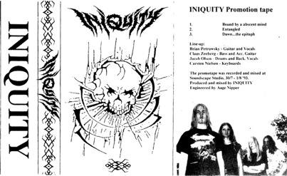 Iniquity - Promo 93