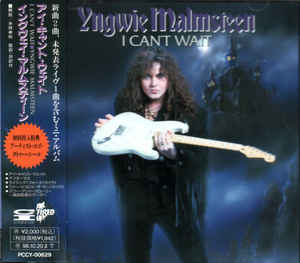 Yngwie J. Malmsteen - I Can't Wait