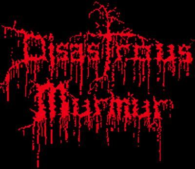 Disastrous Murmur - Logo