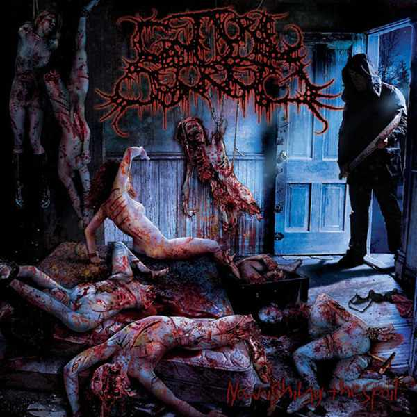 Guttural Secrete - Nourishing the Spoil