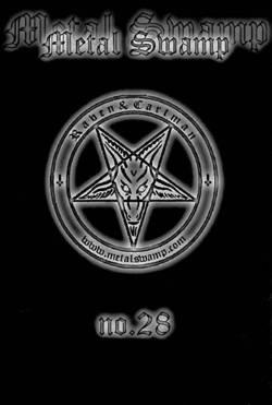 Stíny Plamenů / Trollech / Unclean / Solfernus / Hromovlad / Panychida - Metal Swamp No. 28