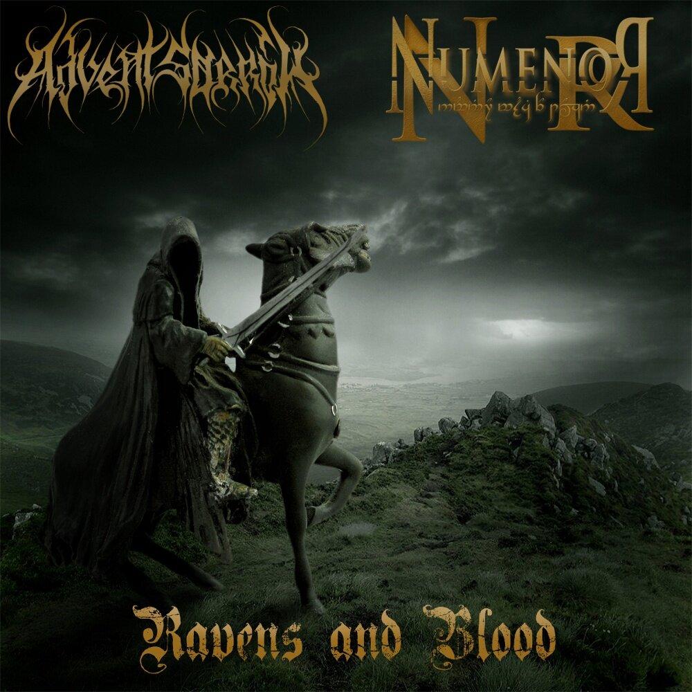 Númenor / Advent Sorrow - Ravens and Blood