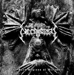 Necrostrigis - The Dark Regions of Witchkvlt