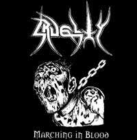 Cruelty - Marching in Blood