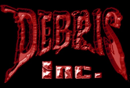 Debris Inc. - Logo