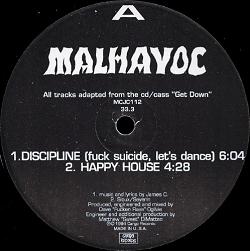 Malhavoc - Discipline