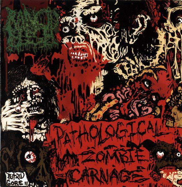 Rancid Flesh - Pathological Zombie Carnage