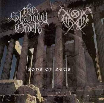 The Shadow Order / Grom - Sons of Zeus