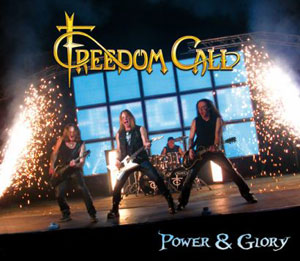 Freedom Call - Power & Glory
