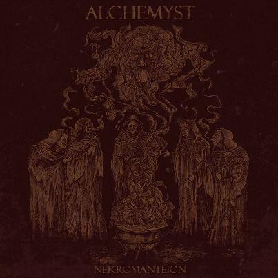 Alchemyst - Nekromanteion