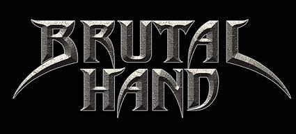 Brutal Hand - Logo