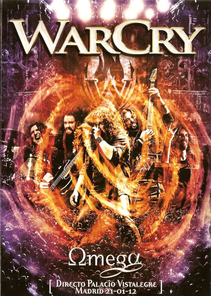 Warcry - Omega