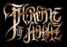Throne of Ahaz - Logo