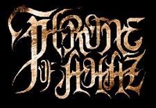 Throne of Ahaz - Logo
