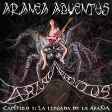 Aranea Adventus - Capítulo I: La llegada de la araña