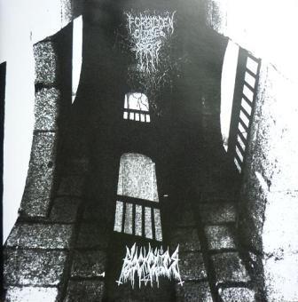 Forbidden Citadel of Spirits / Black Cilice - Forbidden Citadel of Spirits / Black Cilice